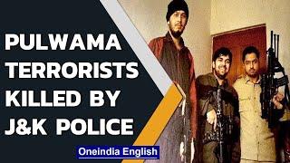 J&K police kill JeM terrorist Masood Azhar's nephew Ismail Alvi   Pulwama attack   Oneindia News