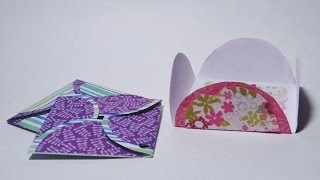 Origami Gift Tag