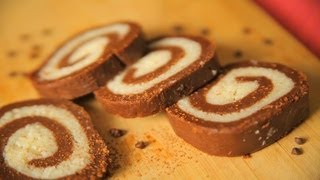 How to Make Swiss Roll by Rashmi