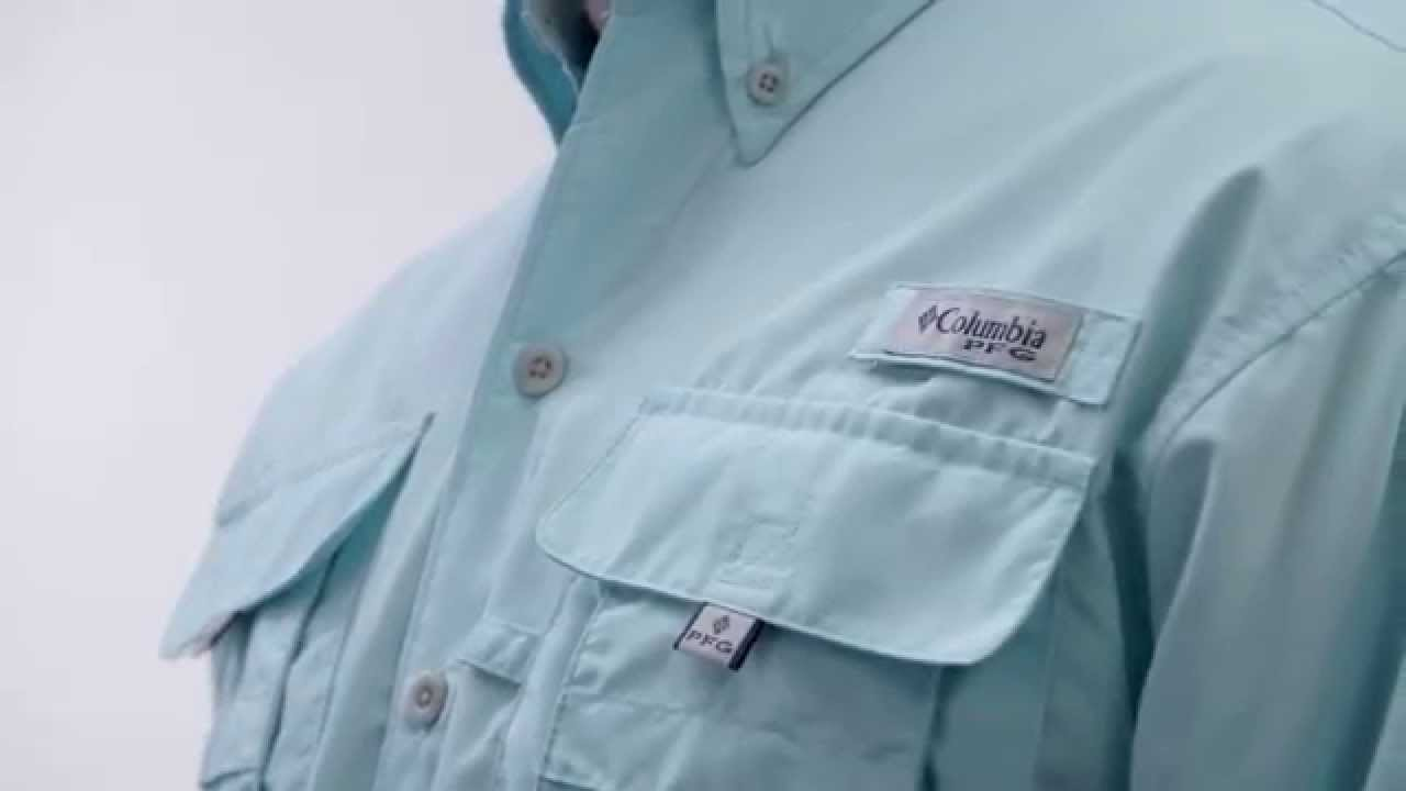 b28eaa9969d Men's PFG Bahama™ II Long Sleeve Shirt | Columbia Sportswear - YouTube