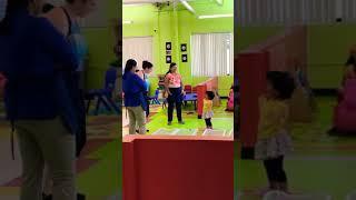 Tanvi shark dance