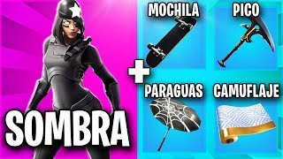 THE BEST SKIN COMBINATIONS WITH THE NEW PACK SHADOW LAWS 👻 FORTNITE SKIN COMBOS