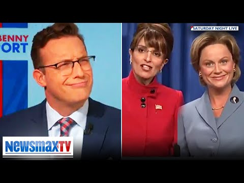 When did Liberals lose their funny? | Newsmax TV's The Benny Report w/ Ryan Long & Terrence