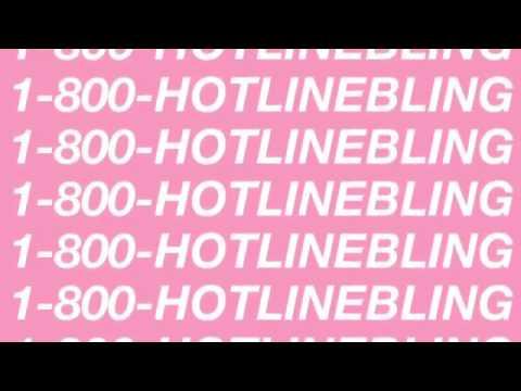 Hotline bling iPhone remix