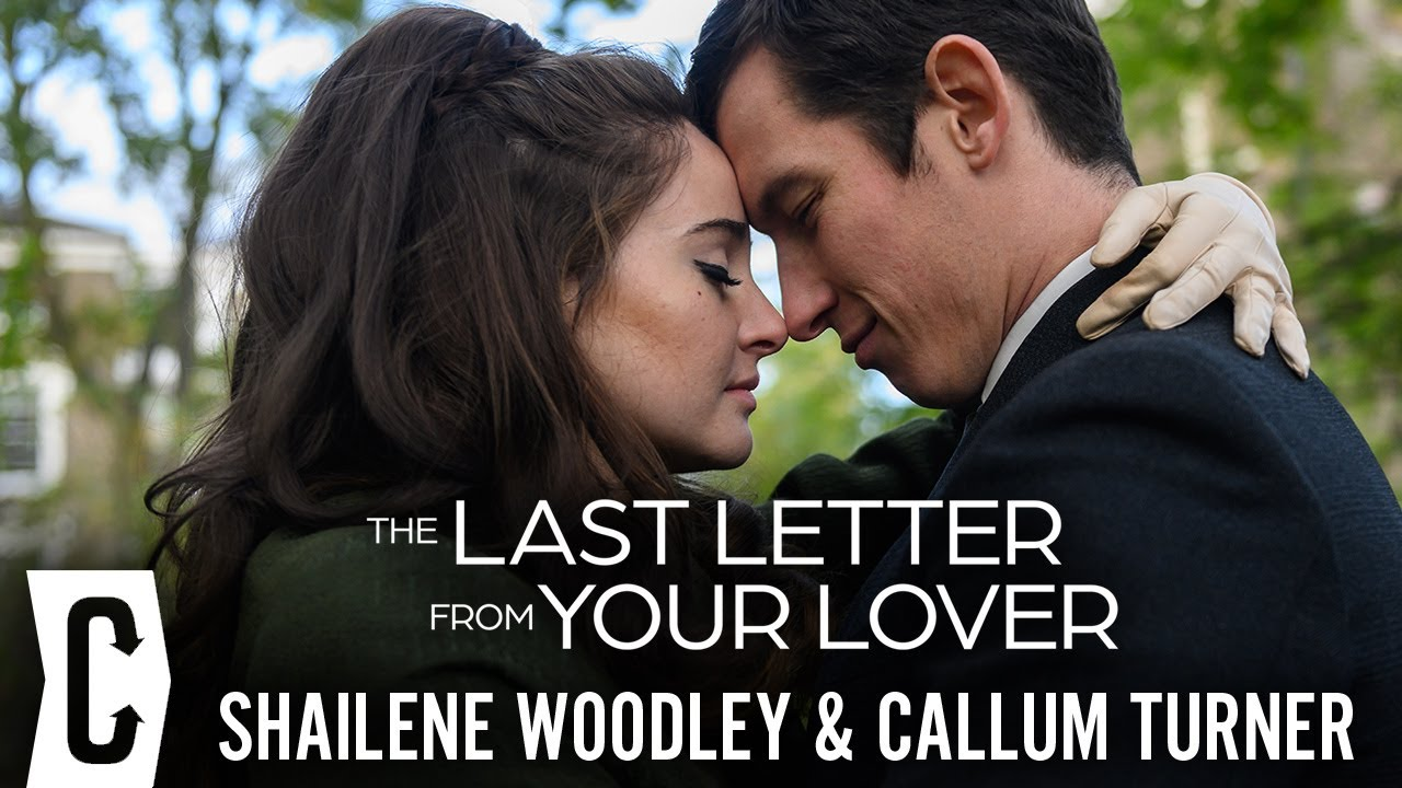 Shailene Woodley and Callum Turner on The Last Letter For Your Lover and Their Dream Projects
