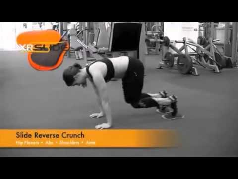 XR   Slide Basics   Full Body   Fitness, Exercise, Sliding, Glide, Training