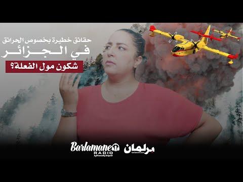 ديرها غا زوينة.. حقائق خطيرة بخصوص الحرائق في الجزائر.. شكون مول الفعلة؟