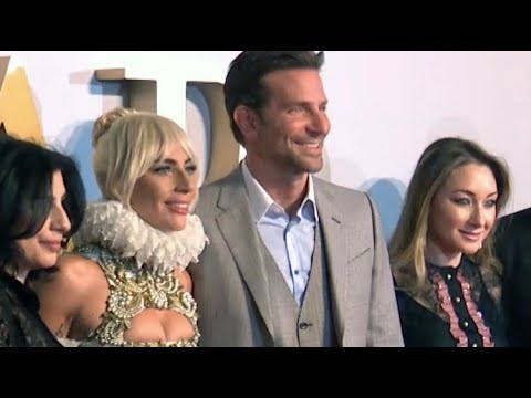 A STAR IS BORN UK Premiere - Lady Gaga, Bradley Cooper