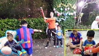 น้องบีมลูกแม่บี-ปาร์ตี้ปีใหม่ไทย-2561