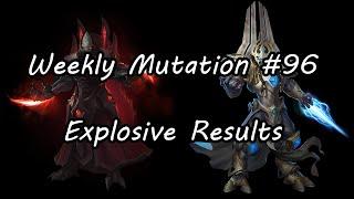 [Old Mutation Cast] Weekly Mutation #96: Explosive Results (Alarak & Artanis)