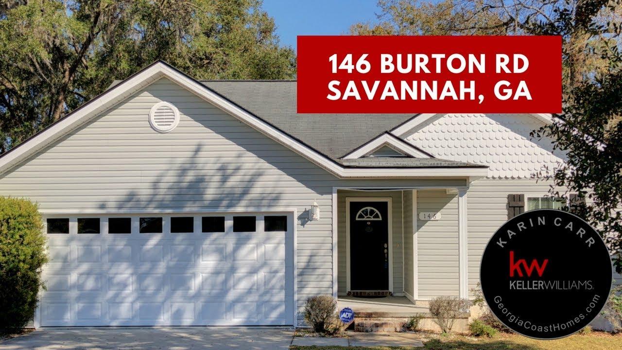 146 Burton Rd Savannah Ga Karin Carr Youtube