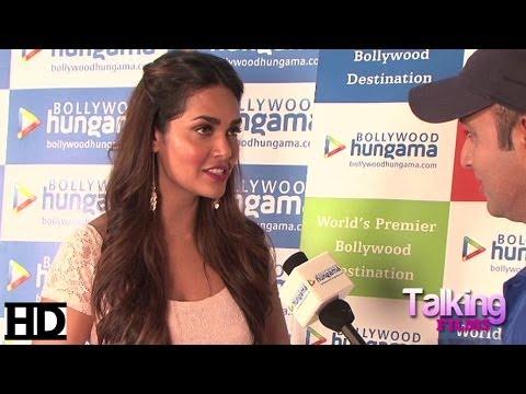 Esha Gupta Exclusive On Humshakals Part 1
