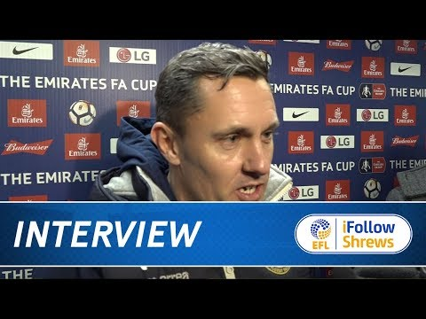 INTERVIEW | Paul Hurst post West Ham - Town TV