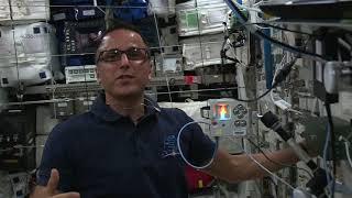 NASA astronaut Joseph Acaba || Astro Pi || Raspberry Pi Foundation