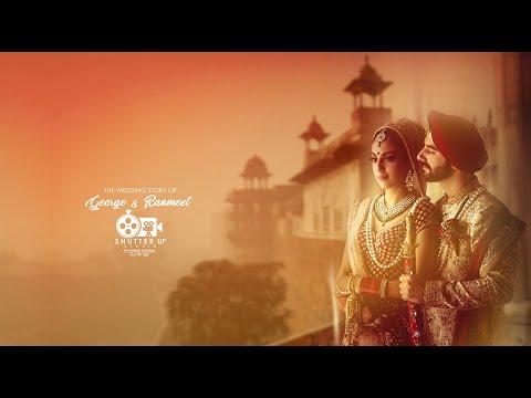 Most Beautiful Punjabi Sikh & Greek Wedding Highlights Of George & Ranmeet #ranzymeetskanzy