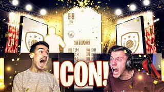 Unsere BESTE ICON im PACK 🔥🔥🔥 FIFA 19 PACK OPENING