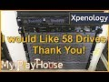 Ninja Hack - XPEnology Prepared for 58 Drives DSM 6.1 - 579