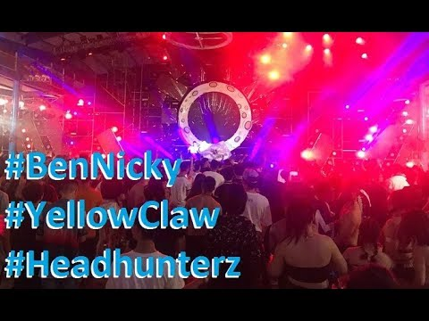 Yellow Claw performance night | Suspected overdose Seven die at music festival Hanoi Vietnam Mp3