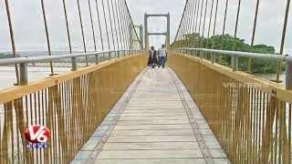 Telangana Tourism L Special Story On Laknavaram Lake | Warangal - V6 News