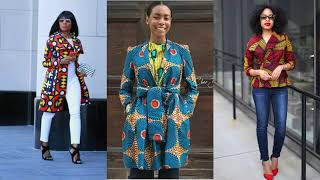 2019 Creative #Ankara Kaba And Slit Style: Most Popular And stylish African Clothing for cutes