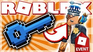 HOW TO GET THE CRYSTAL KEY WALKTHROUGH & LOCATION!! (ROBLOX READY PLAYER ONE EVENT)