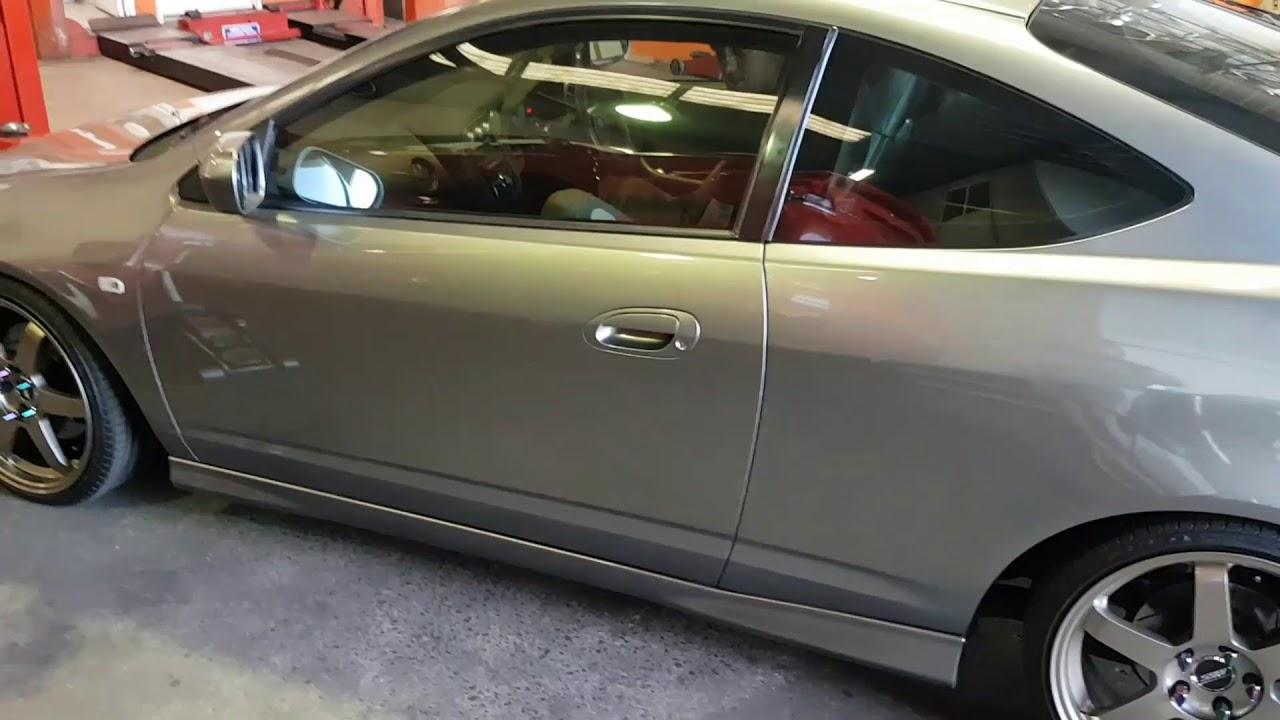 Cxracing Turbo Kit Rsx Type S YouTube - Acura rsx type s turbo kit