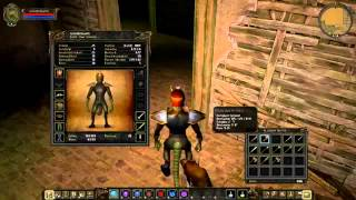 Dungeon Lords 2012  MMXII Gameplay #4 German PC