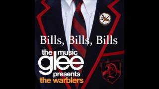 Glee: The Warblers - Bills, Bills, Bills
