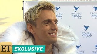 EXCLUSIVE: Aaron Carter Says He Was Being 'Too Flirtatious' by Asking Out Chloe Grace Moretz