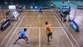 Highlights of HERBALIFE Corporate Badminton Championship 2014 team event