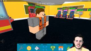 INTERNET CAFE INSTALLED / ROBLOX Arcade Tycoon / GAME PURE