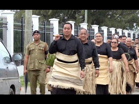 Ha'amo #2 - HRH Crown Prince 'ULUKALALA & VAVA'U LAHI - Royal Palace, Mapu-'a-Fuiva & Mahinafekite