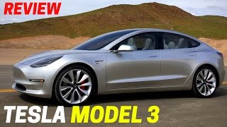 LOOK!! 2018 Tesla Model 3 Specs (New Design For Those With Middle class Incomes) - Exterior Interior