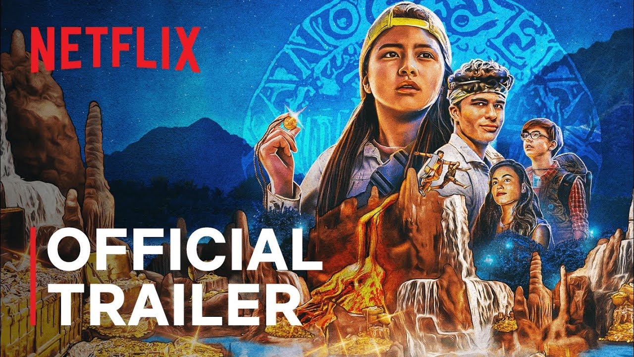 Download FINDING 'OHANA | Official Trailer | Netflix