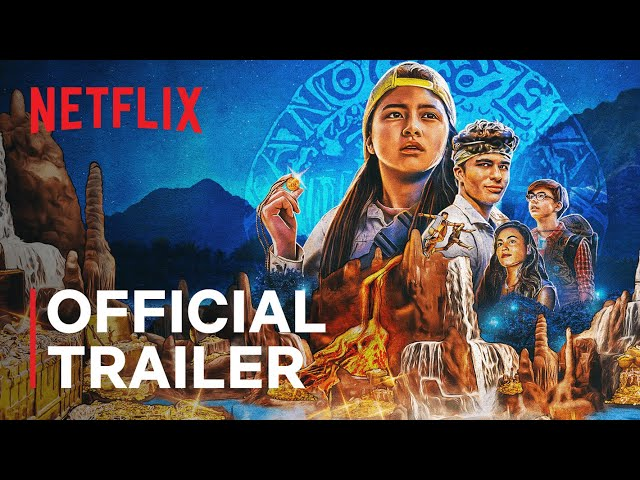 FINDING 'OHANA | Official Trailer | Netflix