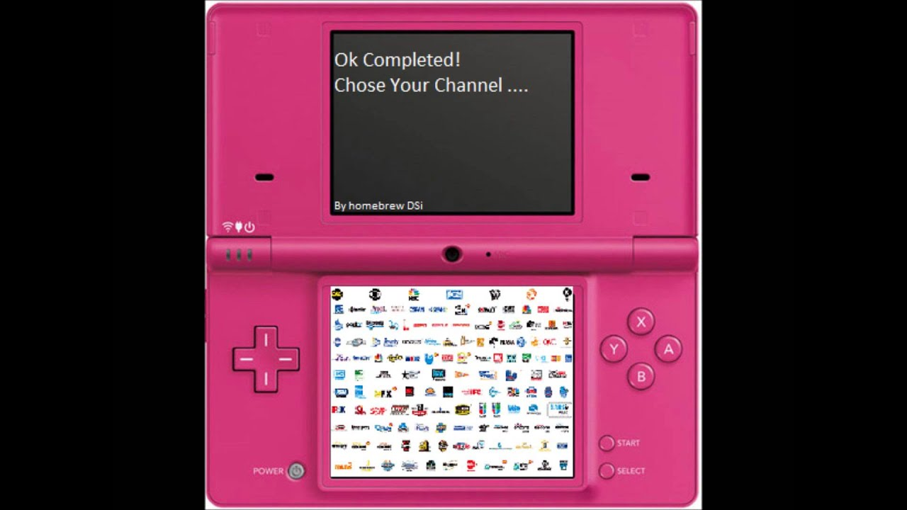 DS/DSi homebrew ultimate FAQ for newbies