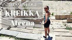 REISSUVLOGI: Ateena, Kreikka