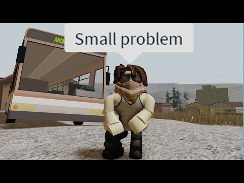 The Roblox Bus Experience |