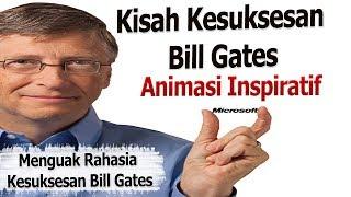 inspirasi hidup kisah kesuksesan bill gates