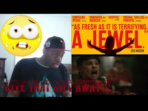 Thumbnail: The Girl with All the Gifts Official International Trailer REACTION THE GIFT THAT KEEPS ON GIVING!!!