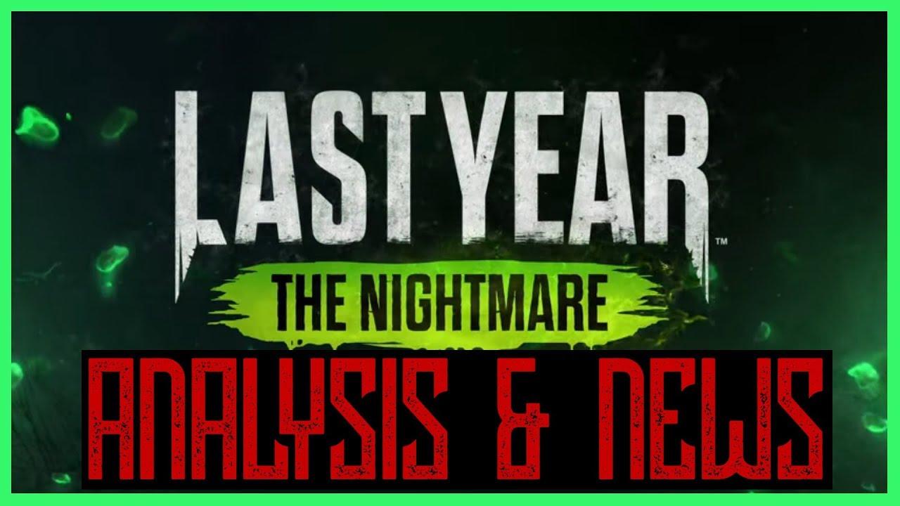 nightmare analysis