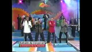 La Banda Chula - Merengue con Pique en corporan 1996.mpg