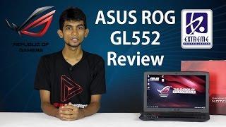 ASUS Sri Lanka ROG GL552 Gaming Notebook Review in Sinhala