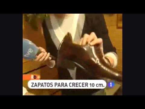 e488e0b5 Reportaje a Calzados HIPLUS en España Directo - YouTube