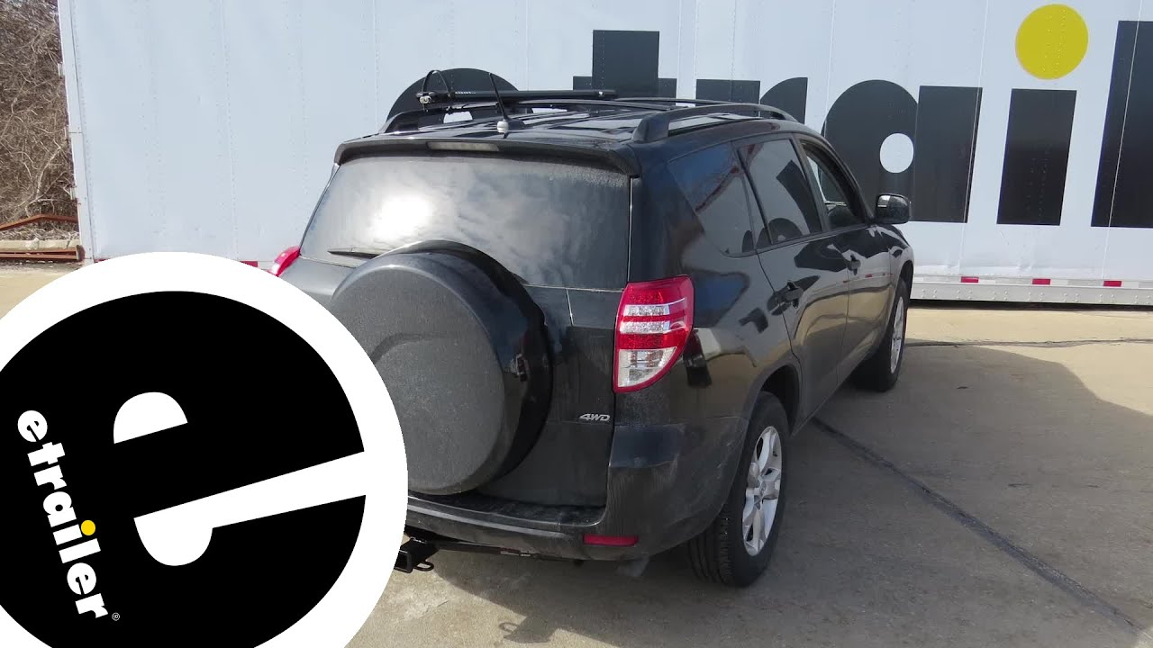 2011 Rav4 Tow Hitch Wiring Harness Content Resource Of Curt Trailer Install 2010 Toyota C13149 Etrailer Com Rh Youtube Black Cover