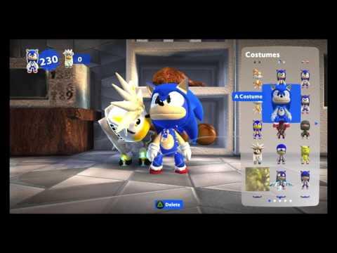 Sonic skit