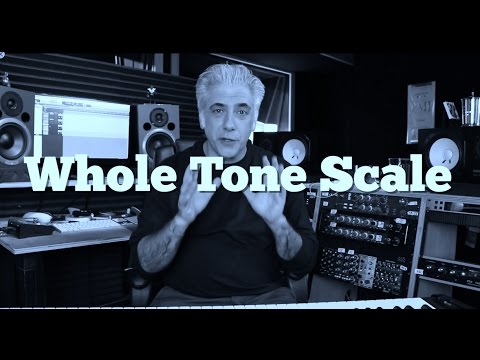 Music Theory – The Whole Tone Scale