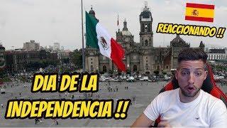 ESPAÑOL REACCIONA A EL DÍA DE LA INDEPENDENCIA DE MÉXICO ! (DOCUMENTAL) | JON SINACHE