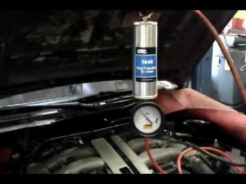Z32/300ZX getting fuel injection cleaning