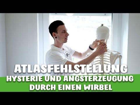 Atlasfehlstellung, Atlaskorrektur, Atlastherapie - Aufklärung Teil 2 ...